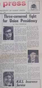 Wine Press 1969